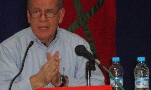 """د. الدريج يحاضر في البرلمان حول """" دور الرؤية الاستراتيجية في البحث التربوي"""""""