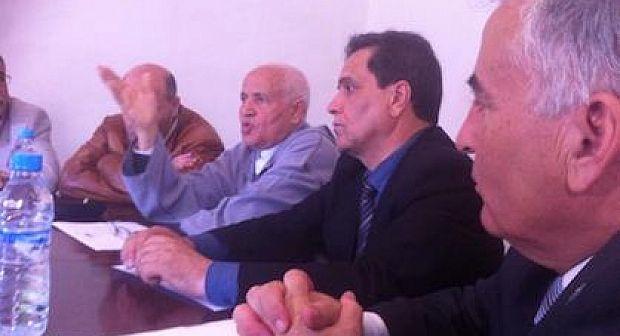 لقاء تواصلي حول المدرسة الجماعاتية بحاسي بركان إقليم الناظور