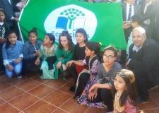 الناظور: حفل تثبيت اللواء الأخضر بمدرسة الحسن الثاني ..