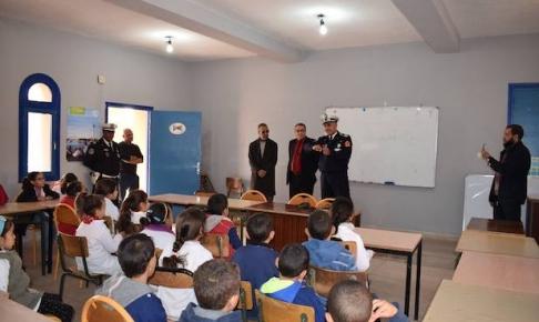 ورزازات : حملات تحسيسية للأمن الوطني بالمؤسسات التعليمية