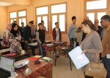 سيدي سليمان: المديرية تطلق النسخة الثالثة لمناهضة الغش ومحاربة السلوكات اللامدنية بالمؤسسات التعليمية
