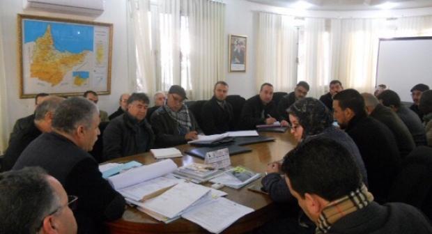 الناظور: اجتماع اللجنة الإقليمية للتتبع والتنسيق بمديرية التربية والتكوين
