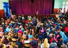 سكورة: صبحية ترفيهية للأطفال بدار الشباب.. فيديو