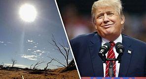دونالد ترامب يعلن الحرب على كوكب الأرض؛ و سباق من أجل إنقاذ العالم..