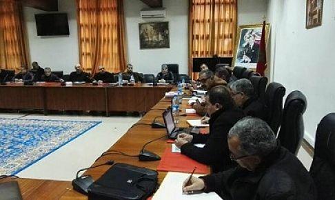 لقاء تواصلي لتقاسم العدة البيداغوجية للأقسام المشتركة بجهة طنجة تطوان الحسيمة