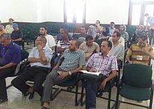 بخصوص الحركة الانتقالية: الجامعة الوطنية لموظفي التعليم بجهة فاس- مكناس تواصل برنامجها النضالي بندوة صحفية