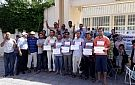 إضراب عن الطعام ينهي مأساة الأساتذة العالقين والمتضررين من الحركة الانتقالية