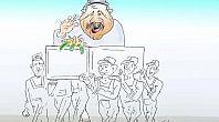 كاريكاتور: البديل التاريخي..